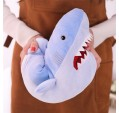 Тапочки «Белая акула»