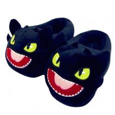 Тапочки «Дракон Беззубик»