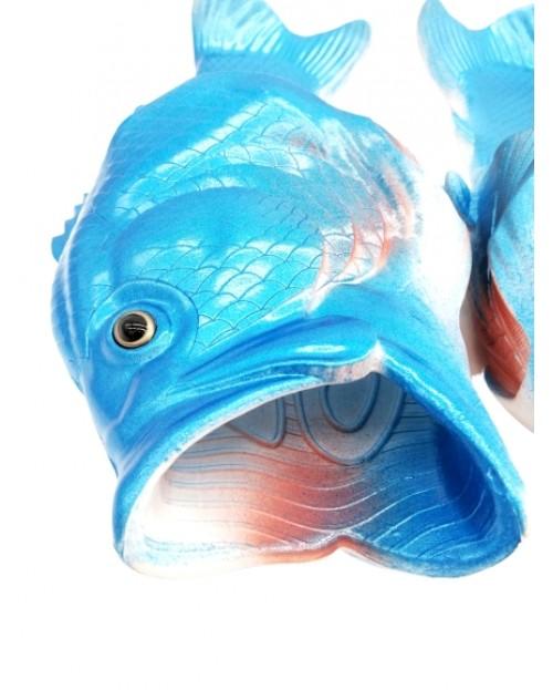 Тапочки-шлепки «Рыба Тунец»