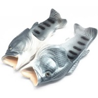 Тапочки-шлепки «Рыба Лосось»