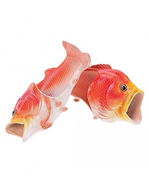 Тапочки-шлепки «Рыба Красная»