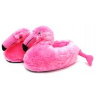 Тапочки «Розовый фламинго»