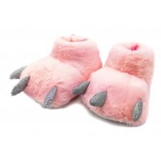 Тапочки «Лапы розовой пантеры»