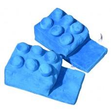 Тапочки «Lego» синий