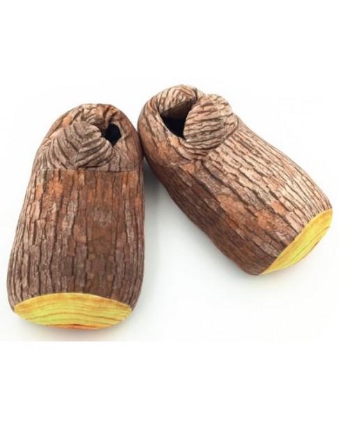 Тапочки «Полено»