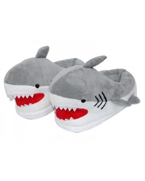 Тапочки «Серая акула»