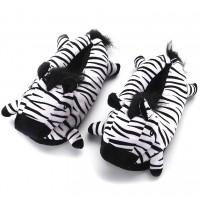 Тапочки «Зебра»
